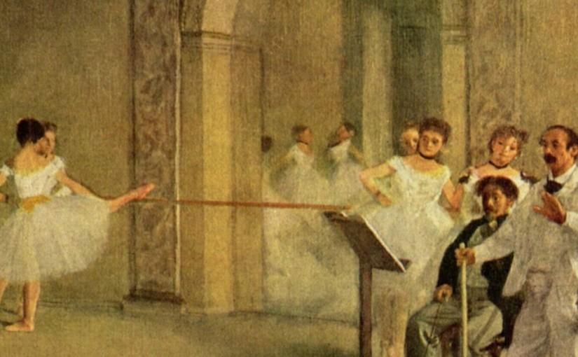 las bailarinas de Eloísa