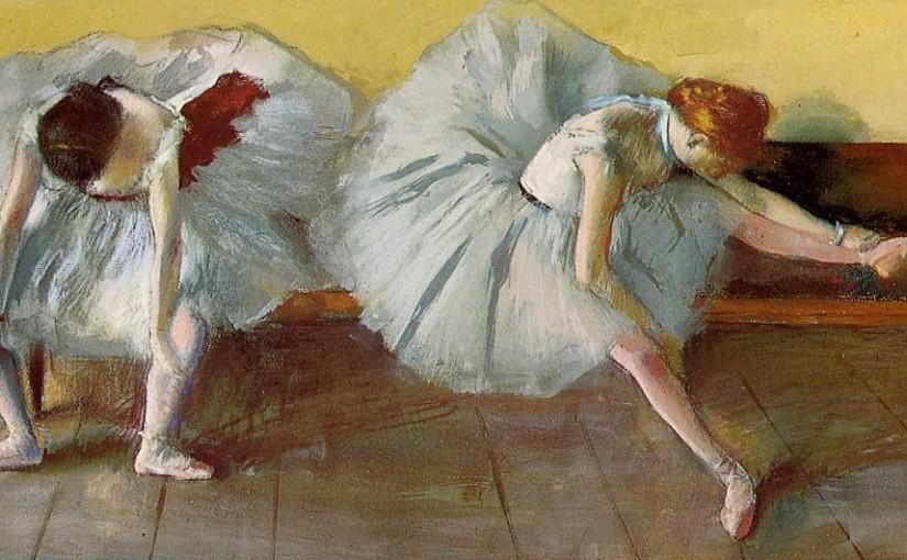 Beneficios de llevar bailarinas
