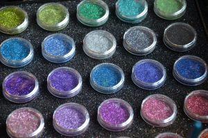 bailarinas brillantes glitter