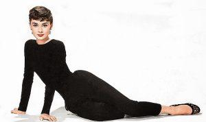 Bailarinas brillantes Audrey Hepburn
