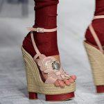 calzado esparto Vogue