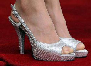 Zapatos brillantes Letizia