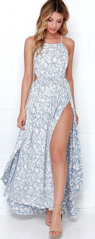 Consejo para mujeres altas, vestidos largos