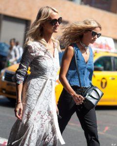 Semana de la moda y el calzado en NY