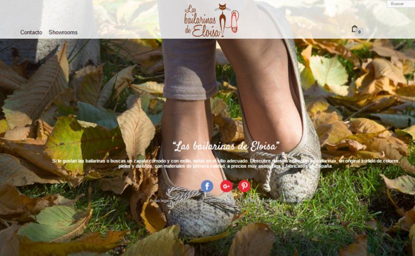 Nueva colección bailarinas otoño