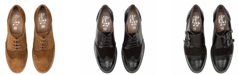 Zapatos Oxford otoño