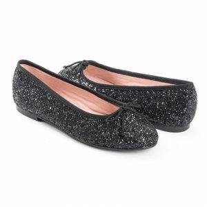 bailarina-en-glitter-negro-con-cordon