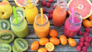 fruta y otros alimentos para perder peso