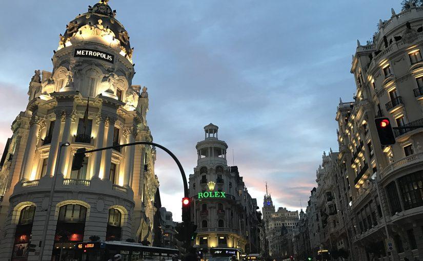 Planes en Madrid en verano
