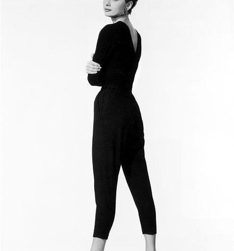Audrey Hepburn y las bailarinas, un calzado 'hecho' a una actriz